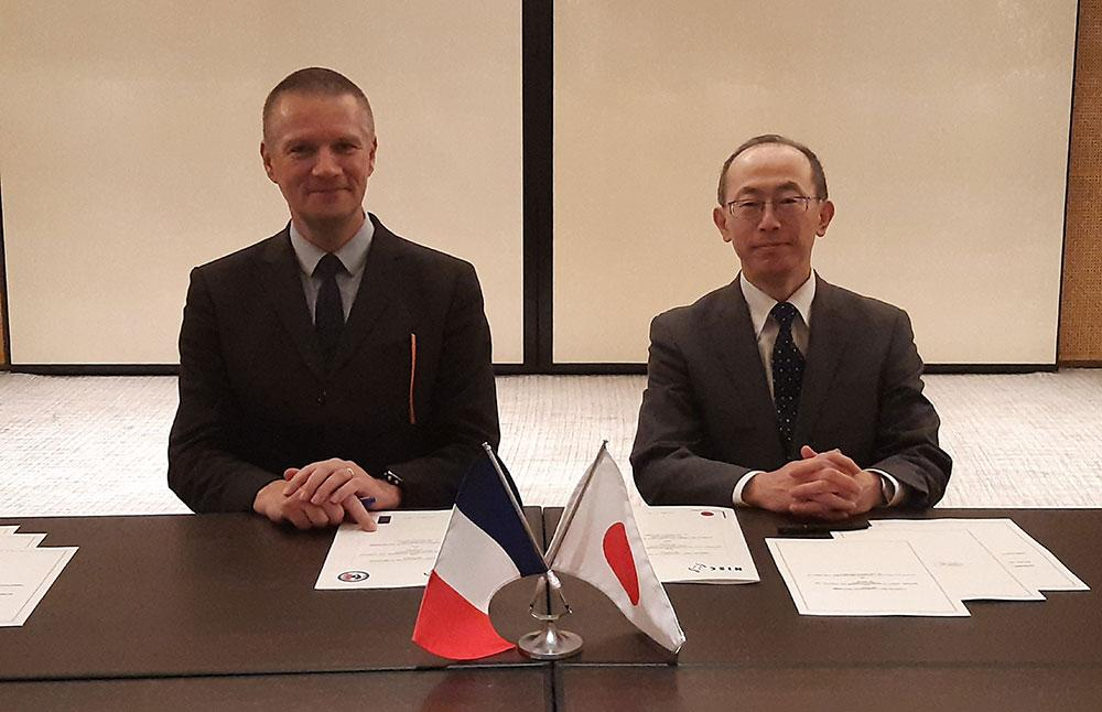 ANSSI and NISC sign their first cooperation agreement for cybersecurity