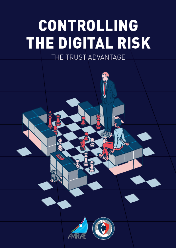 Controlling the digital risk - The trust advantage - cover