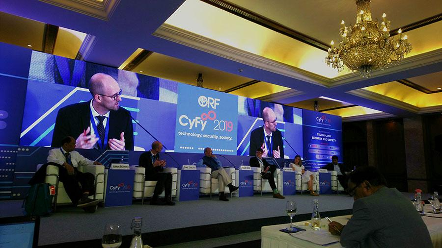 CyFy - The India Conference on Cyber Security and Internet Governance
